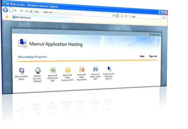 Mamut Application Hosting