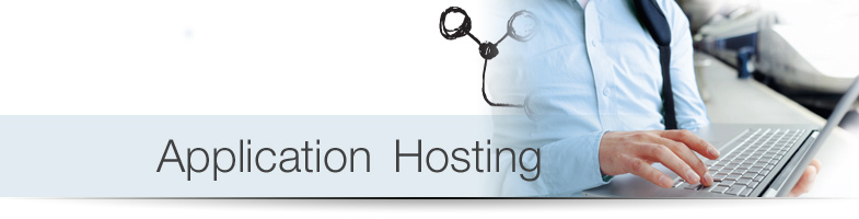 Application Hosting: Mamut One en Microsoft Office via internet.