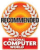 Personal Computer World Recommended