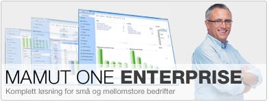 Mamut Enterprise - Komplett lsning for sm og mellomstore bedrifter